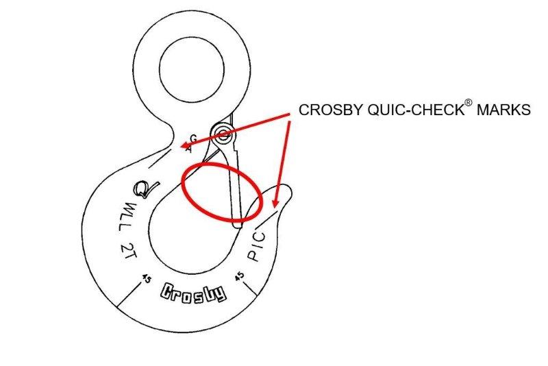 Crosby Quic-Check